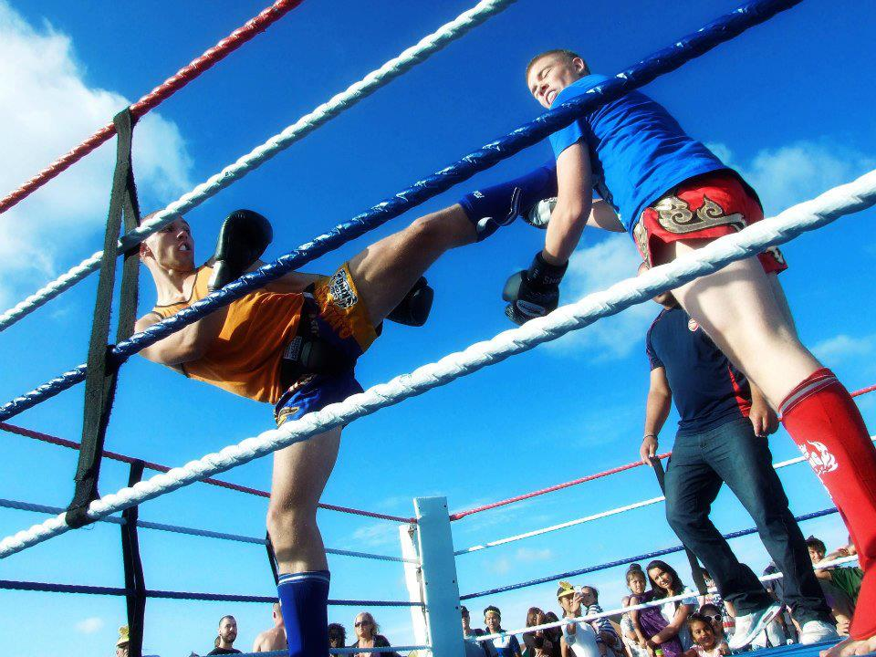 Boxing Thai Festival
