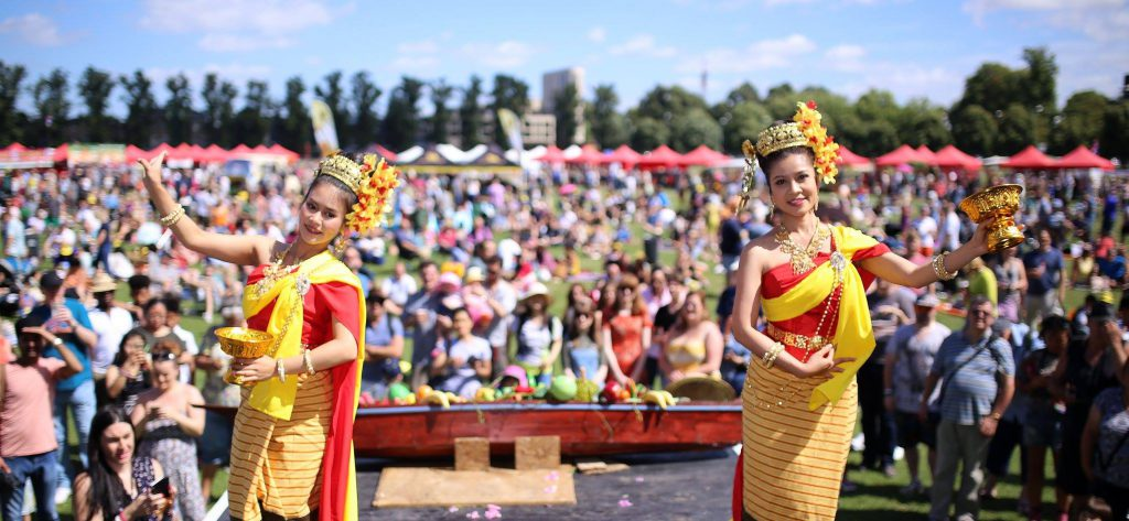 Cambridge Thai Festivals 2016