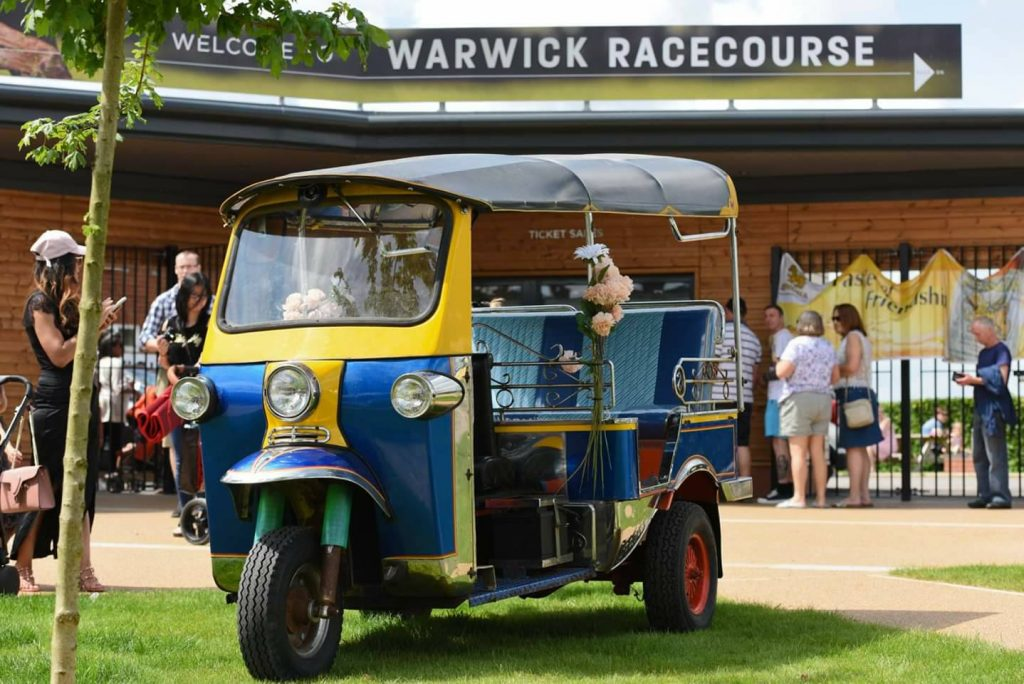 Warwick at Warwick Racecourse